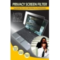 """Privacy filter- 15.4W"""" size (Dimension: 332.5mmx207.8mm)"""