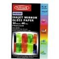 Inkjet Mirror Gloss Paper 4R