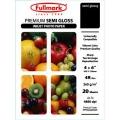 Premium Semi Gloss Inkjet Photo Paper 4R