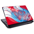 Notebook Cover Art Skin- LS0017 Digital Wave3 (Abstract)