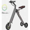 EcoRider S3 (foldable e-tricycle)